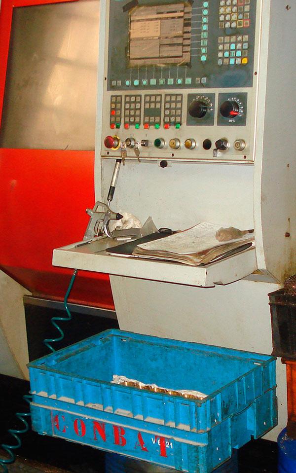 Pressure Reducing valve's main body CNC lathe machining process.